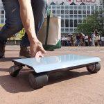 未来感w 車不要の都会における新たな交通手段「WALKCAR」