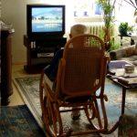 今時テレビを見て喜んでいるのは40代以上の高齢者だけらしい