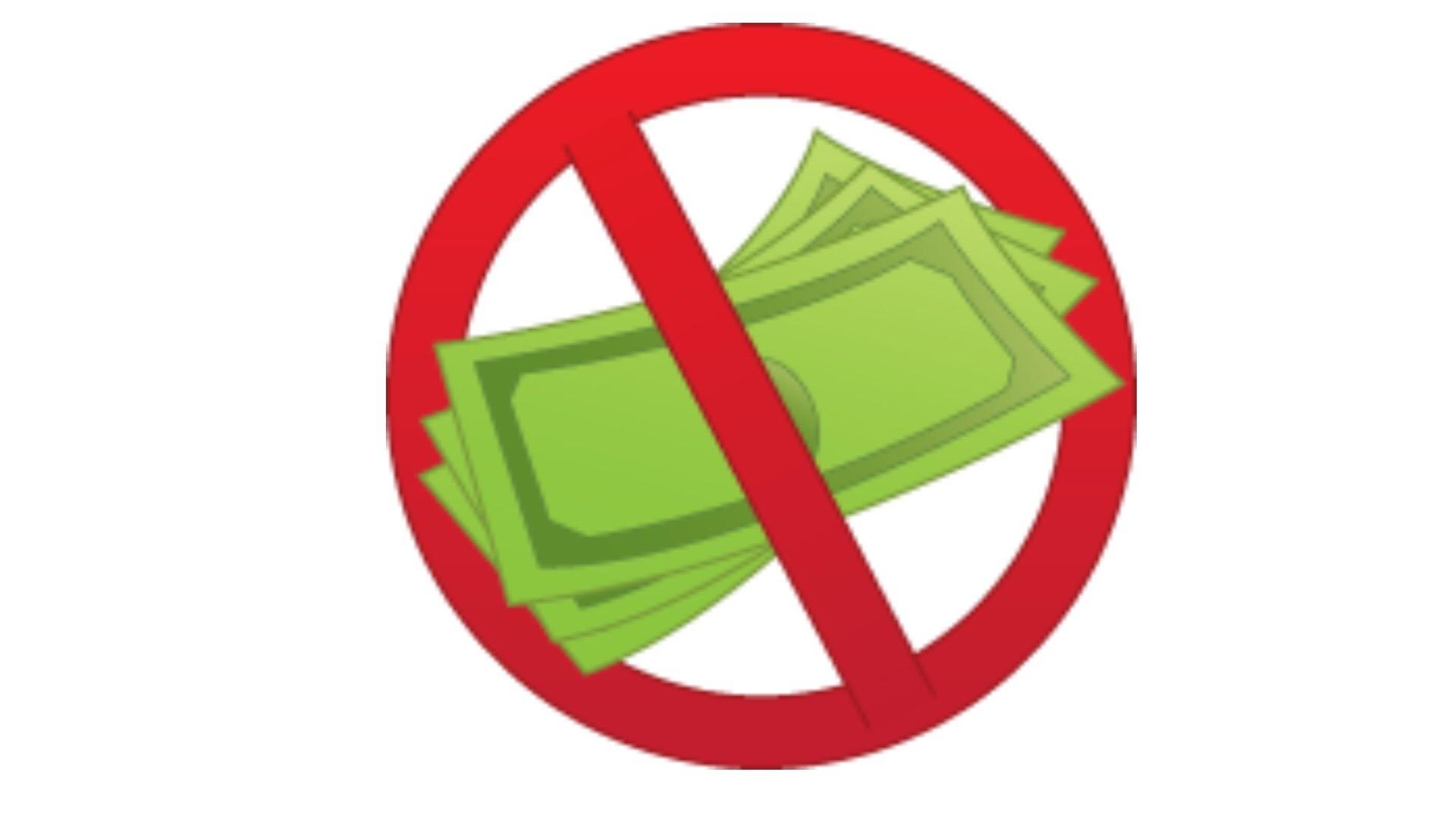 картинка доллар перечеркнутый ваш новый дом