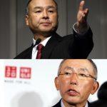 「柳井正」と「孫正義」の違い。理想の経営者はどっち?