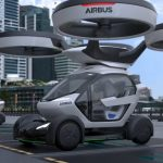ドローンと車の融合!? エアバスのコンセプトカーがすごい!