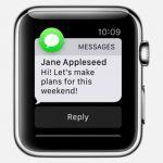 Apple Watchが文字入力やキーボードに対応すればどうなる?