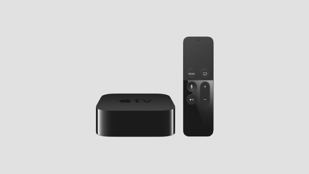 Apple TV HD (第4世代) (2015)
