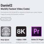 PremiereでGPUエンコードを可能にするプラグイン「Daniel2」がドリキンさんの動画で話題
