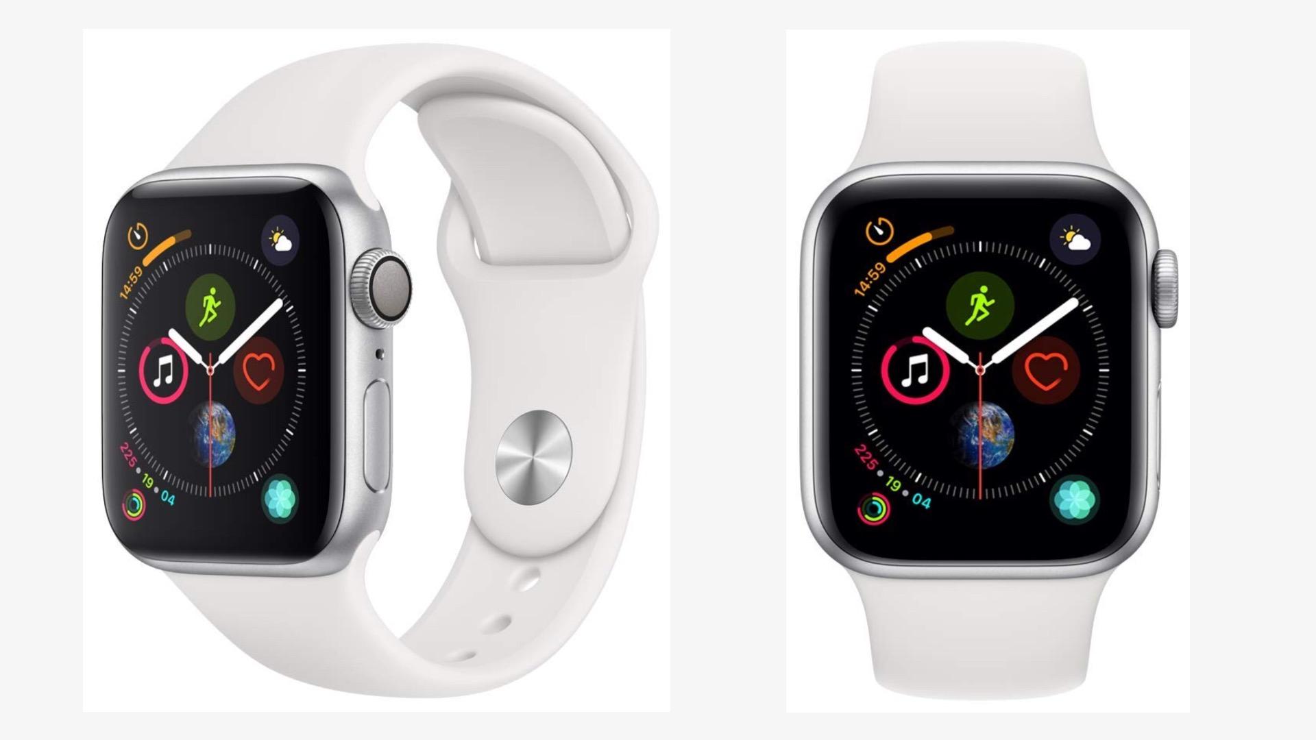 b9551d2d1d Amazonのスマートウォッチのオススメ1. Apple Watch Series 4