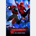 スパイダーマン スパイダーバースが4K DOLBY VISION ATMOSでiTunes先行配信!