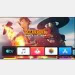 「Apple Arcade (アップル・アーケード)」をテレビて遊ぶ方法!