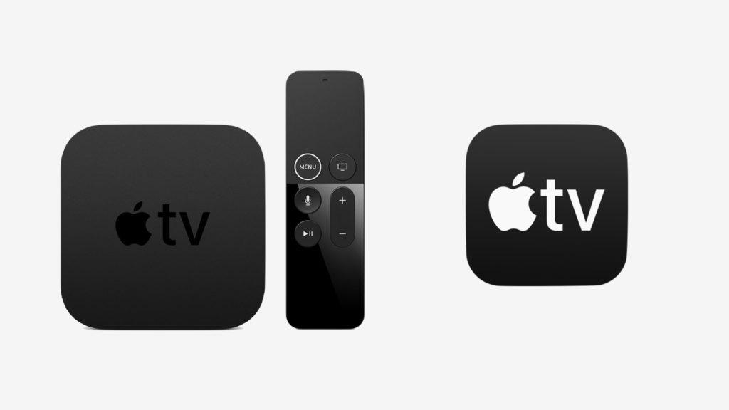 Apple TV Apple TVアプリ