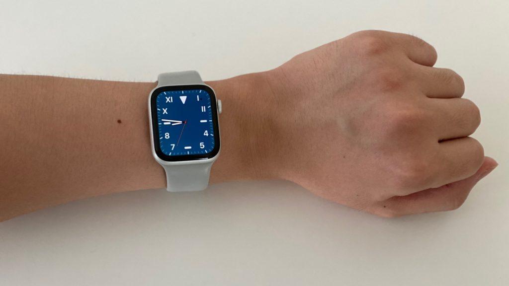 Apple Watch 時計