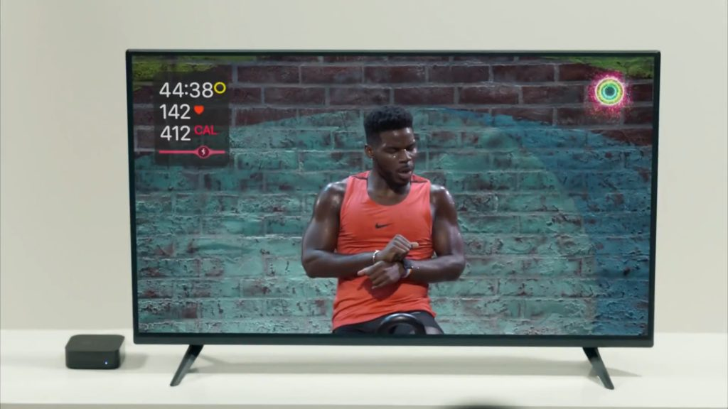 Apple TV Fitness+