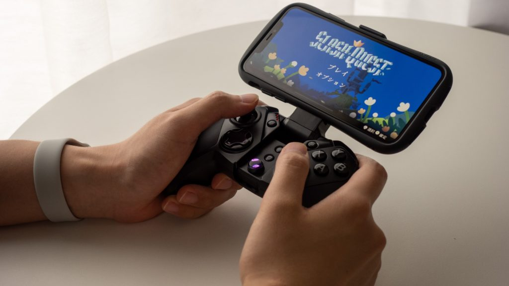 GameSir G4 Pro iPhone