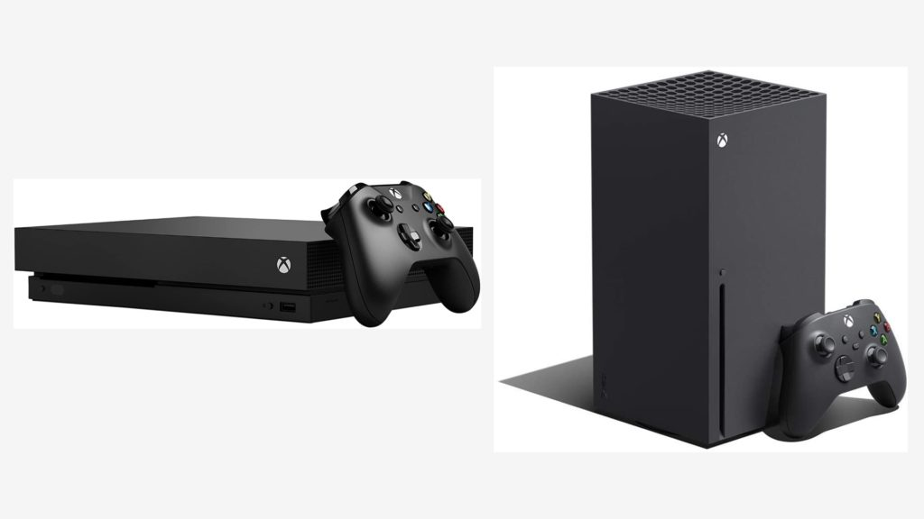 Xbox One、Series X