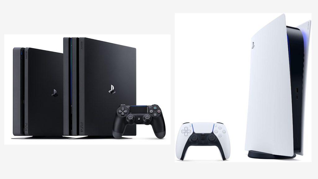PlayStation 4、5