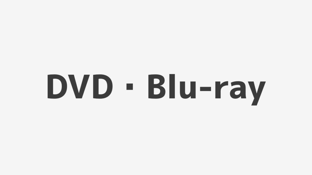 DVD Blu-ray