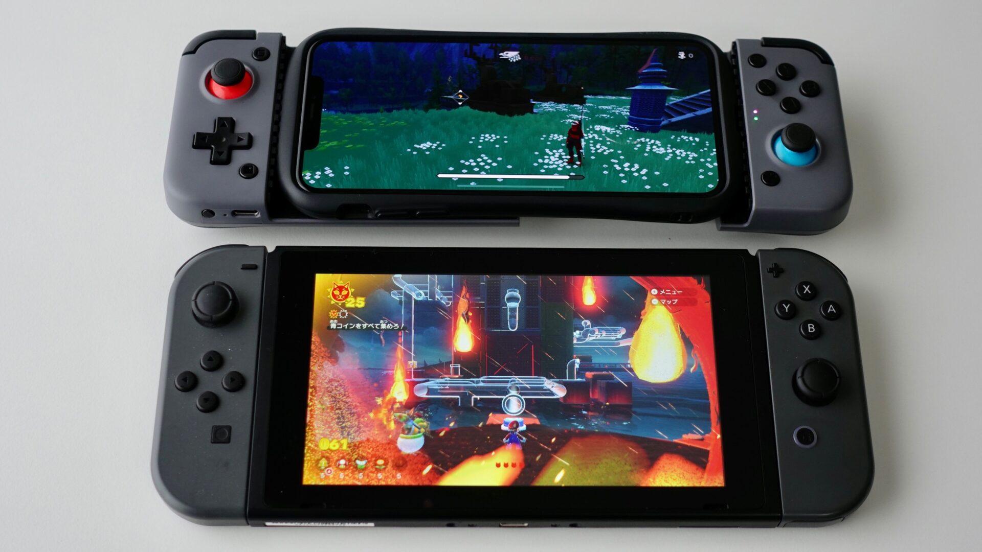 GameSir X2 Bluetooth VS Nintendo Switch